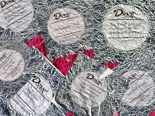 Dove Chocolate Inspirational Wrappers Flickr Photo
