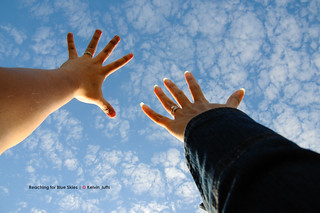 Reaching for Blue Skies | by kelvin_luffs