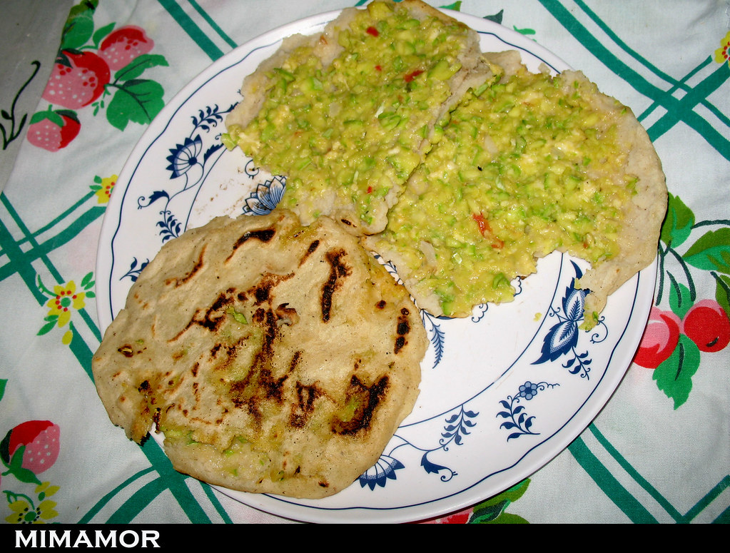 Terms Of Use >> Pupusa de Ayote | Copyright ©All my photographic images ...