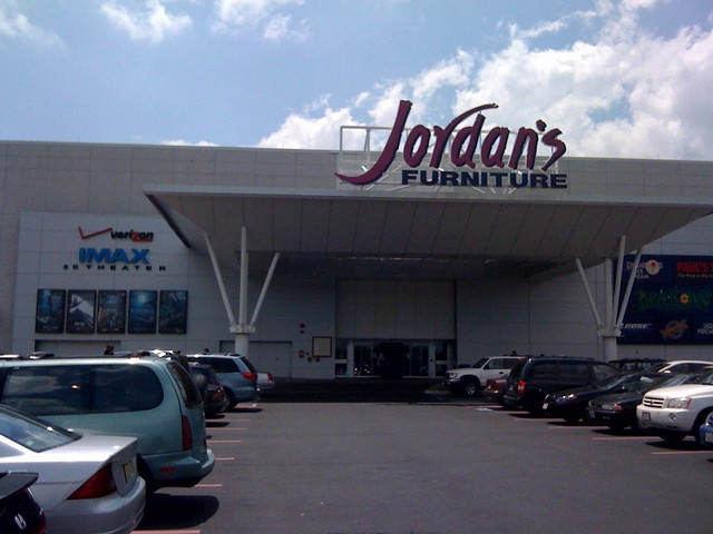 Jordans Furniture Imax Theater Dave And Busters Plymouth Meeting Hours