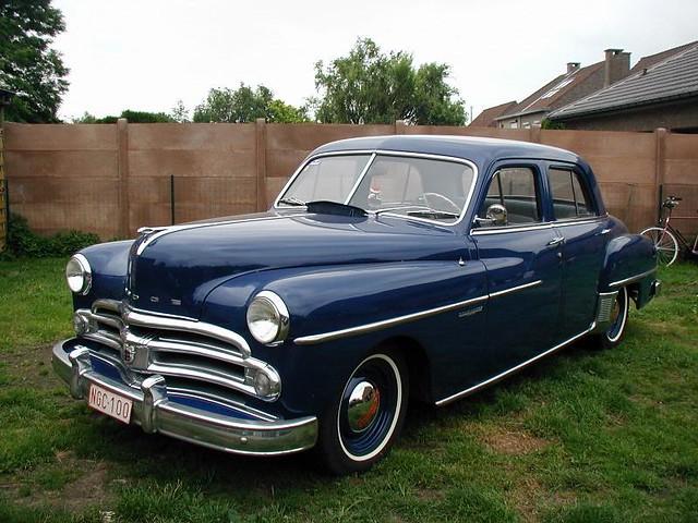 1950 Dodge Meadowbrook Kapaza Be Willem S Knol Flickr