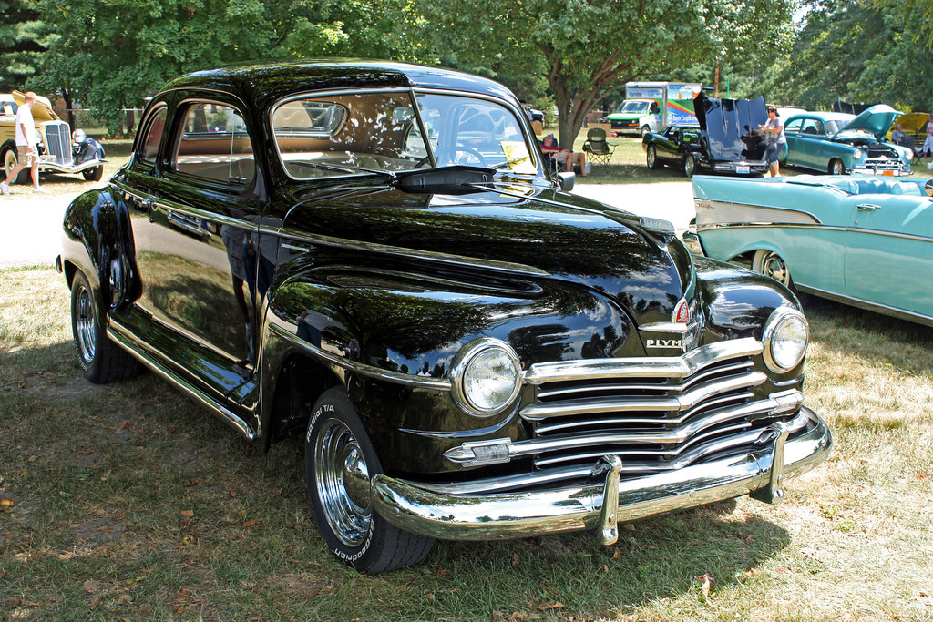 1947 plymouth business coupe street rod 5 of 12 for 1947 plymouth 2 door coupe