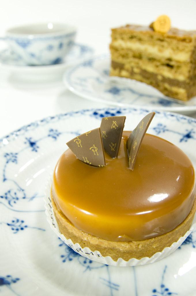 tarte caramel au beurre sale herm 233 omote sando flickr