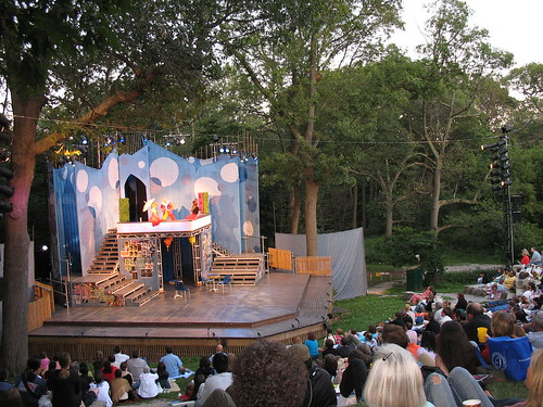 Shakespeare in the park, High Park in Toronto | by MTL ICQ