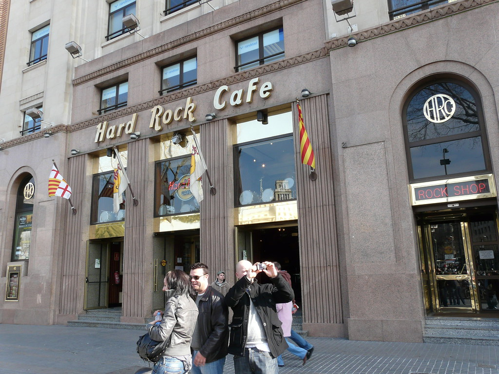 Barcelona Hard Rock Cafe
