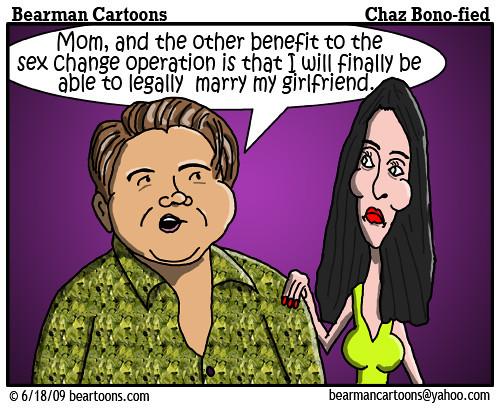 6 18 09 Bearman Cartoon Chastity Bono Copy  This Editorial   Flickr-5602