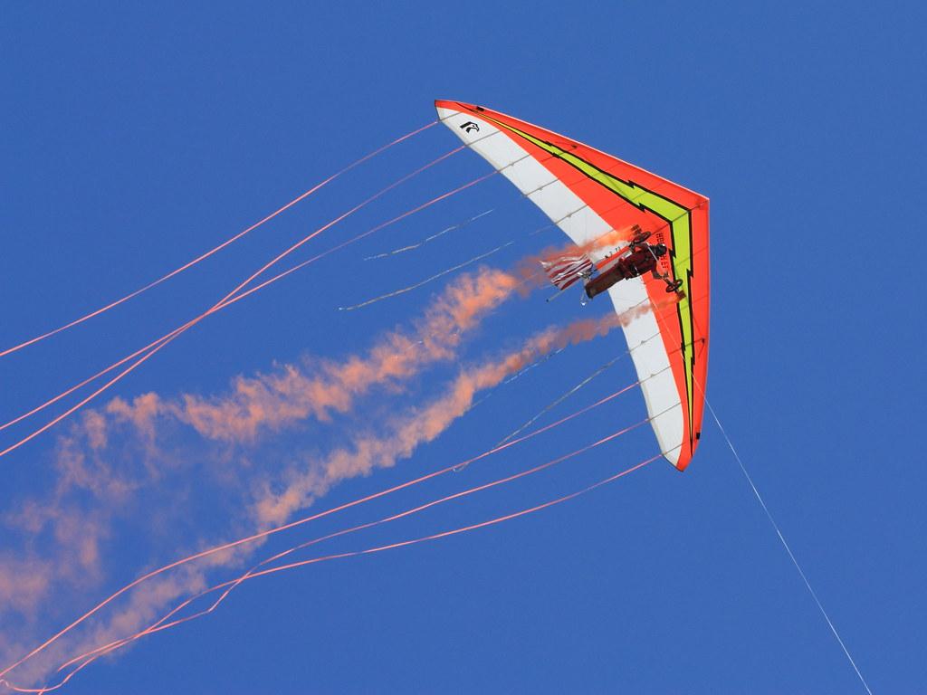 Hang Glider Kite Img 4743 Tombot9000 Flickr