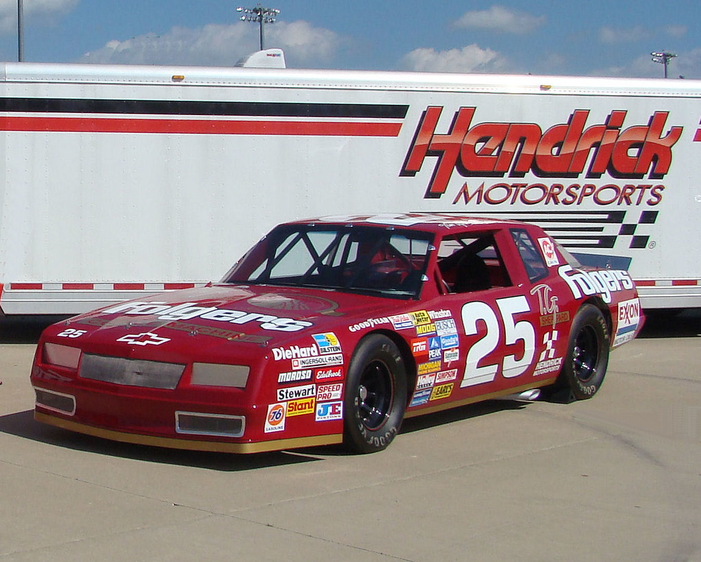 Tim Richmond Folgers Monte Carlo Tim Richmond S Restored