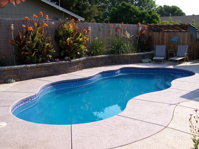 ... Bermuda 16a ~ Viking Pools ~ Free Form Design ~ Viking Pools Of  Sacramento ~ Sacramento