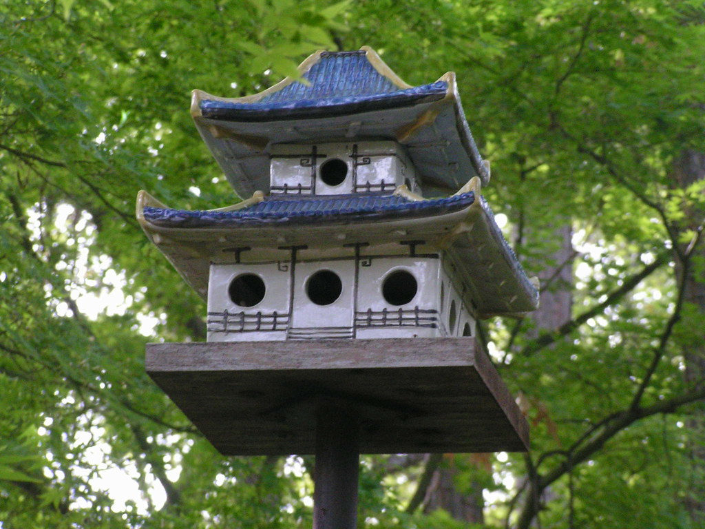 Japanese Birdhouse Ocelot1 Flickr