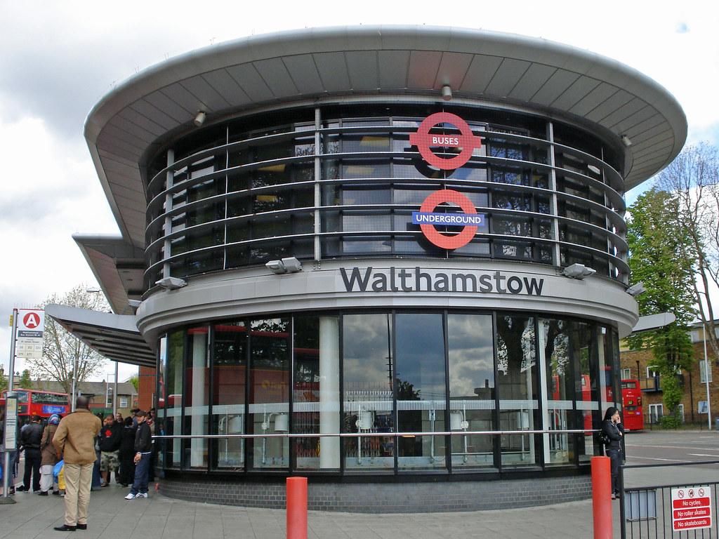 walthamstow bus station