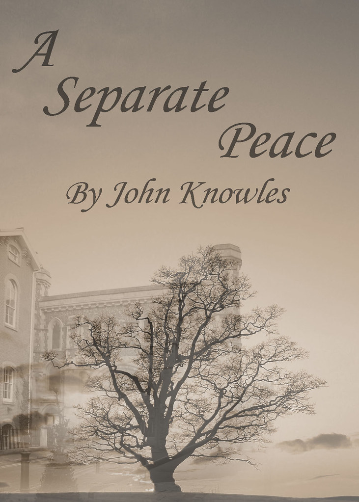 antithesis in a separate peace