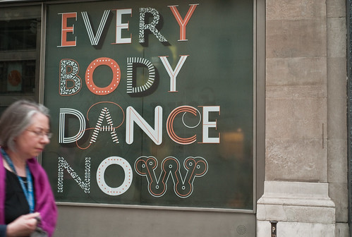 every body dance now | by litherland