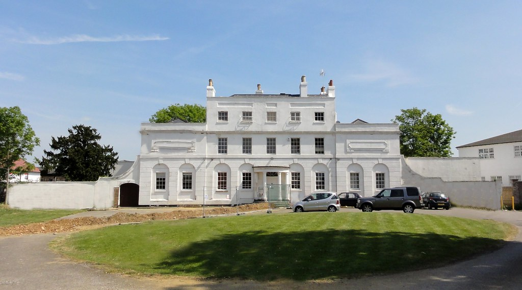 Worton Hall In Whitton Hounslow The Hall Which Is