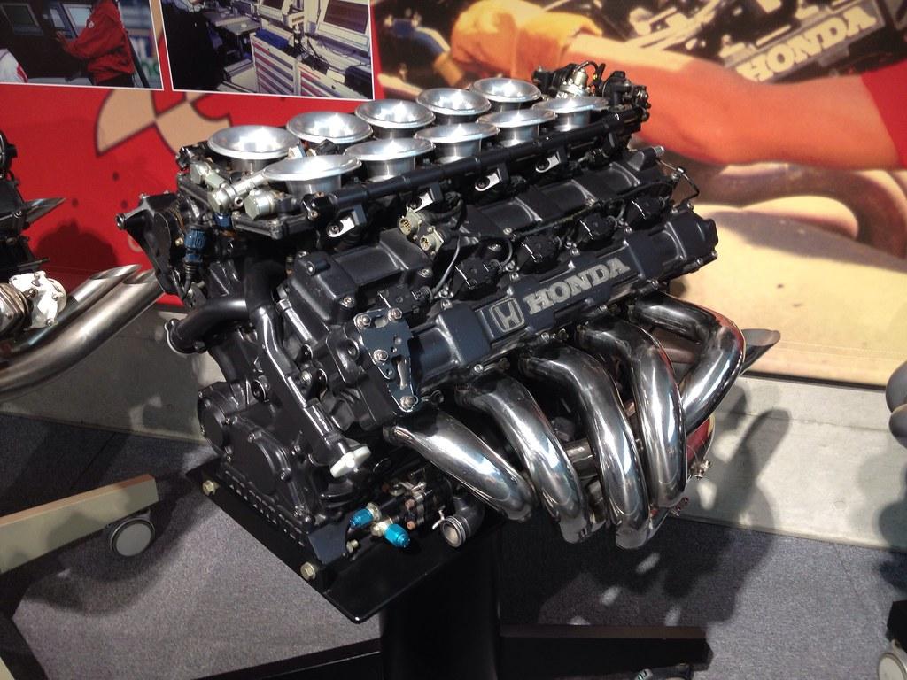 honda ra109e honda f1 engine for mclaren mp45 1989 72