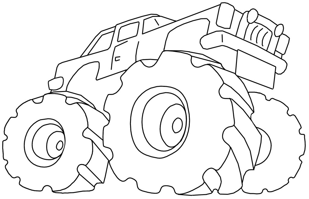 monster with pencil coloring pages - photo#36