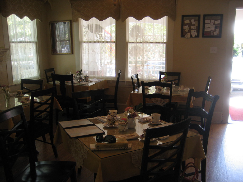 English Tea Room Covington