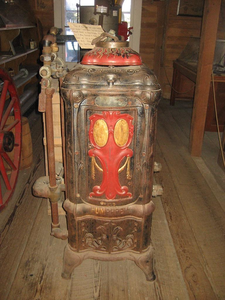 Humphrey Water Heater Smiths 19th Century Water Heater