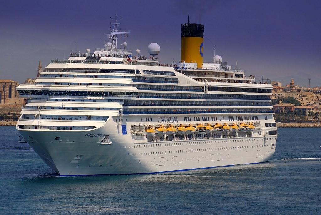 Ms Costa Fortuna Ms Costa Fortuna Costa Cruise Line