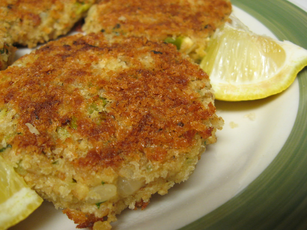 Vegan Crab Cakes Sweet Potato