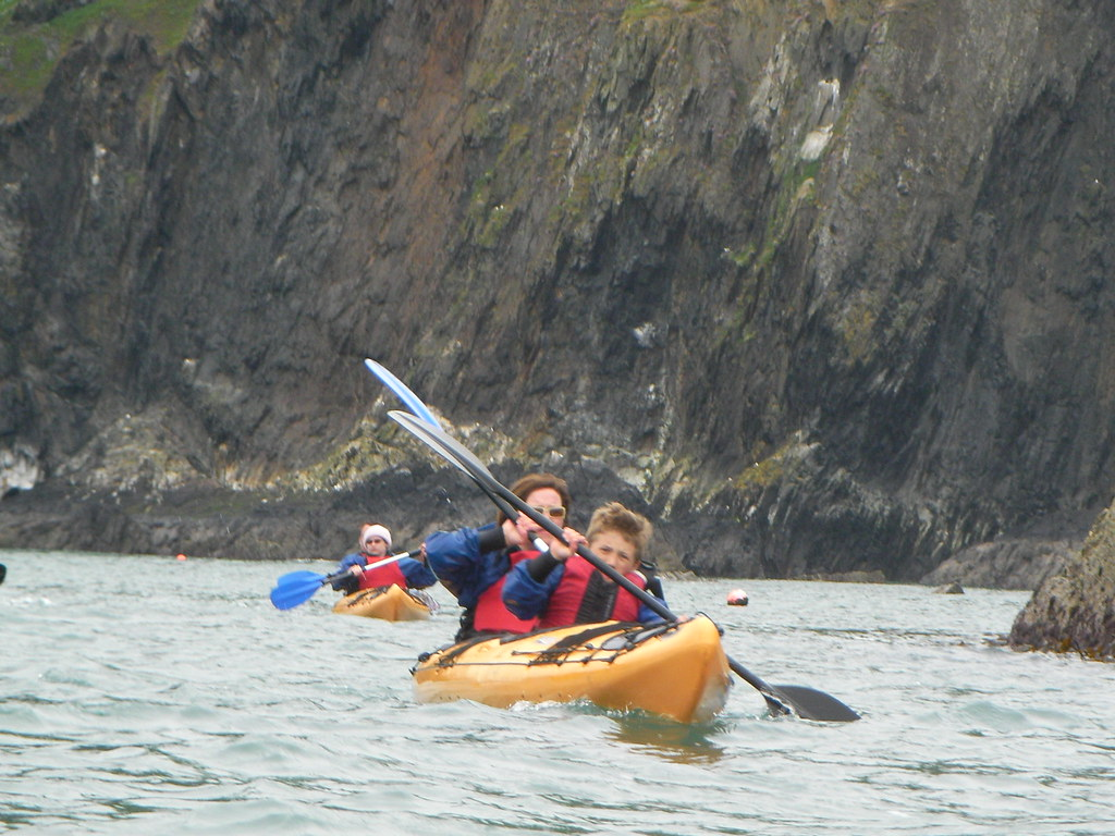 Sea Kayaking Jobs Uk