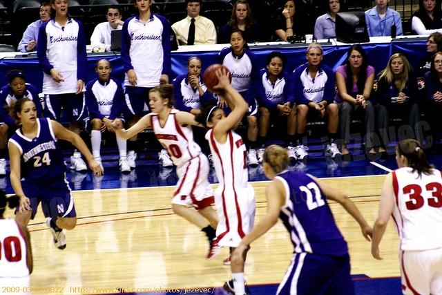 2009 03 05 0872 Womens Big Ten Basketball Championship Game 1