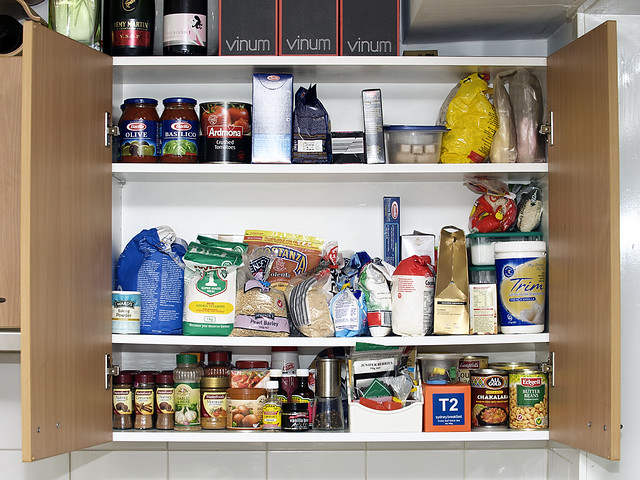 Kitchen Cupboard Storage Ideas