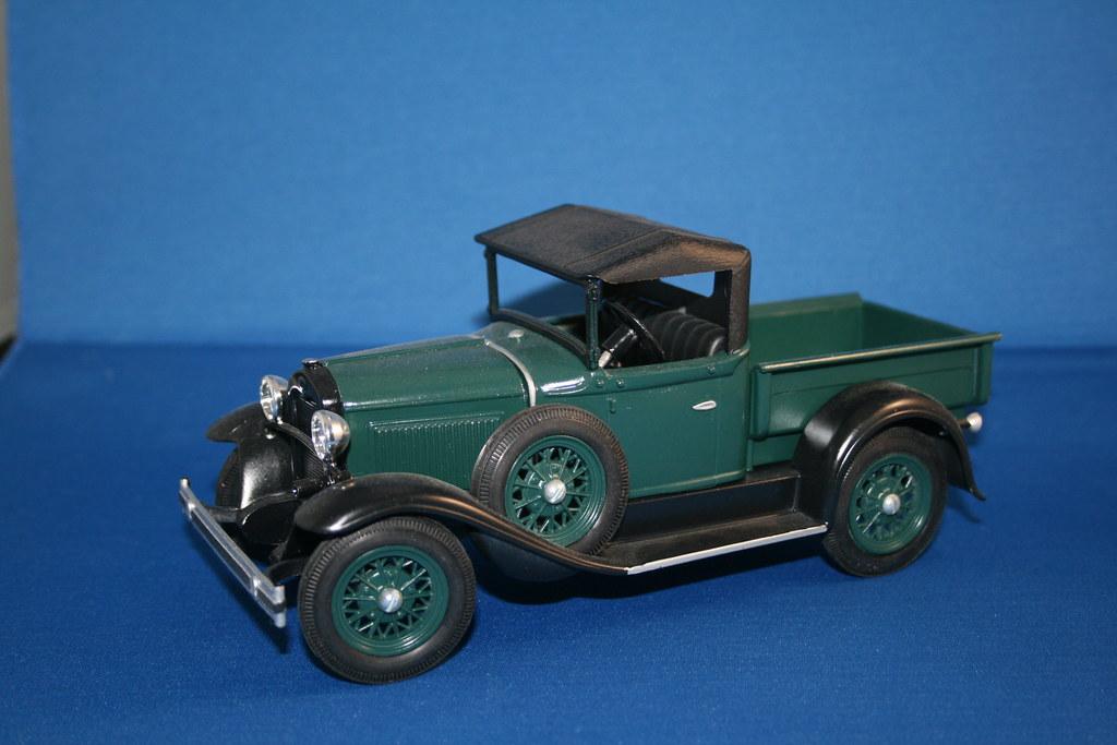 Hubley 1930 Model A Ford Roadster Pickup Boats N Cars