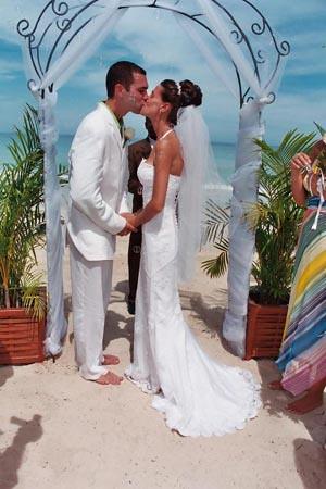 Get Married Jamaica Beach Weddings Beach Wedding