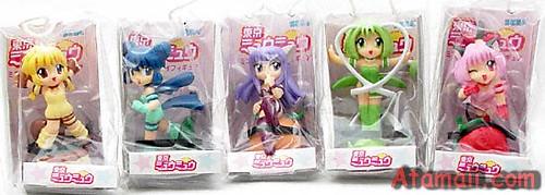 tokyo mew mew mini figures from japan