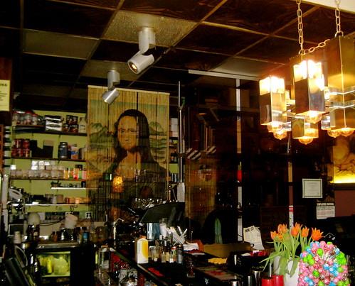 Mona Lisa Cafe Kings Road Menu