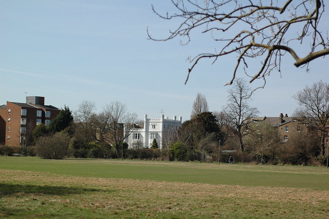 Tooting Priory