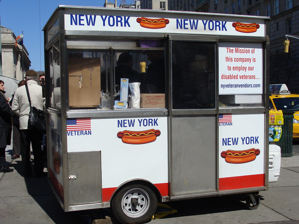 Hot Dog Stall For Sale Uk
