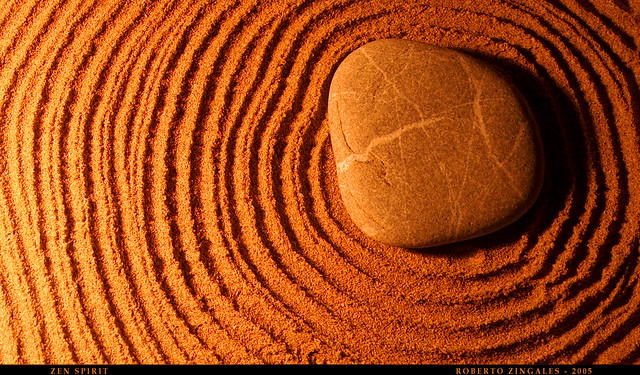 Wallpaper Zen Spirit 1024x600 | A zen garden wallpaper ...