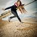 12yo Pauline Grossen: balancing