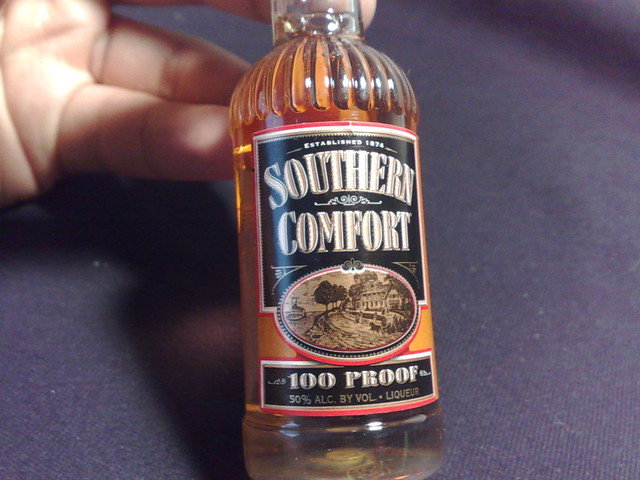 Get What Done Make It Right How You >> Southern Comfort 100 Proof | This black label of SoCo is mad… | Flickr