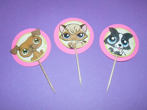 Littlest Pet Shop Dogs And Cats Littlest Pet Shop Cupcake