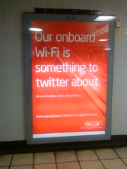 Virgin trains get into Twitter | by uminski