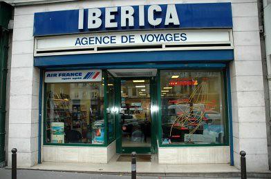iberica l 39 agence de voyages voici la fa ade de notre