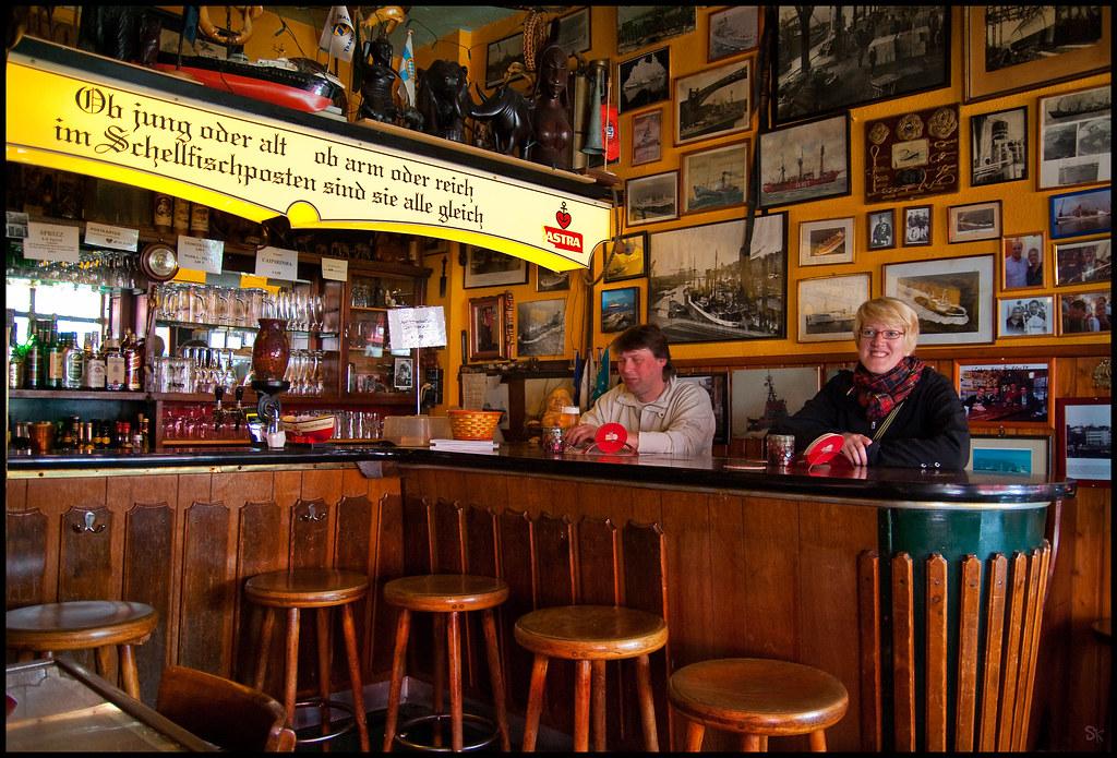 Zum Schellfischposten | Älteste Seemanns-Kneipe in Hamburg ...