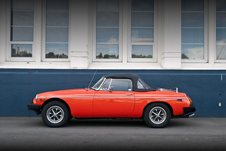 Caught in the Wild: MGB Limited Edition | by Ham Hock