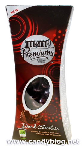 M&M Premiums Dark Chocolate | by cybele-
