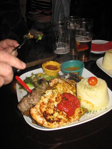 Meat Restaurant Liverpool Menu