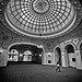 Chicago Cultural Center's Tiffany glass dome