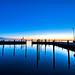 Munkmarsch harbour HDR