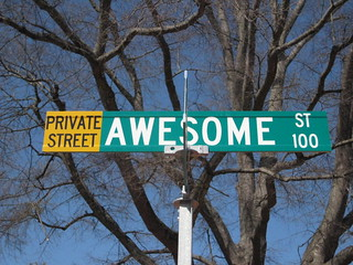 A Street Called Awesome | by moonlightbulb