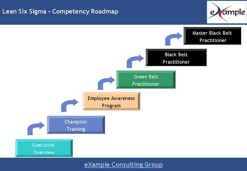 lean six sigma programs example consulting group