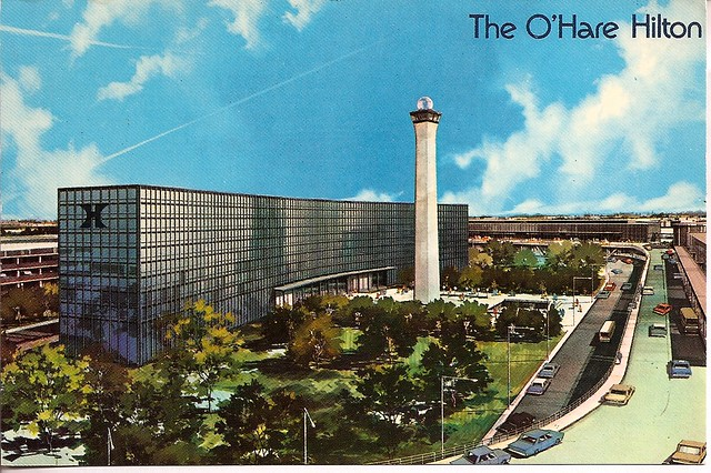 Hilton Hotel Chicago O Hare