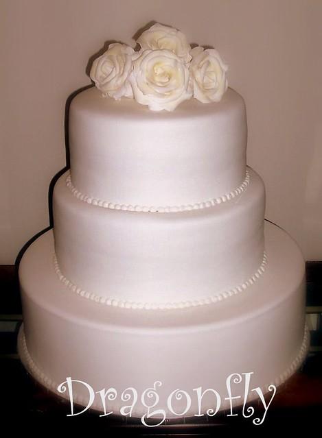Cake Making Wedding