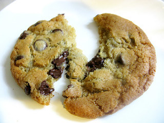 NYT / Tollhouse Cookie Hybrid | by ilovemypit